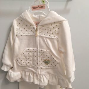 Juicy couture baby girl outfit
